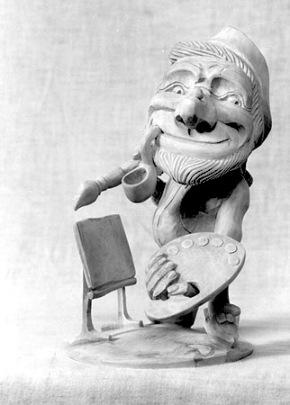 Саамские художники с любовью оЛапландии