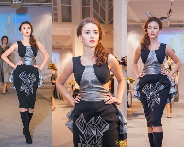 """Коллекция одежды """"Час Ноль"""", автор - Марина Хомутова"""