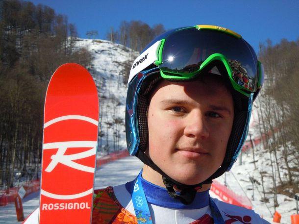 Павел Трихичев, горные лыжи