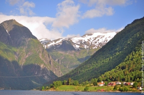 Вдохновляющая красота ЗападнойНорвегии