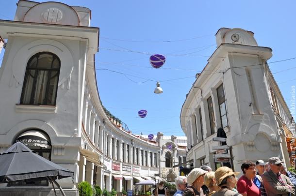 Улица Шардени, Тбилиси