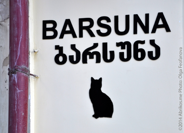 Гостиница Барсуна, Тбилиси