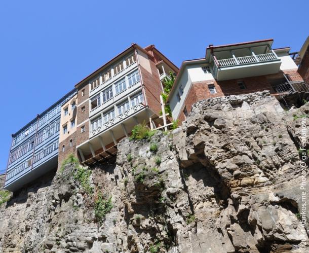 Дома Старого города, Тбилиси
