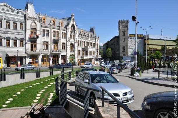 Проспект Бараташвили, Тбилиси