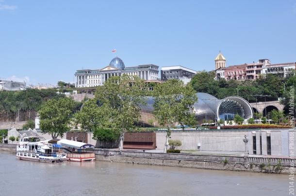 Дворец М. Саакашвили