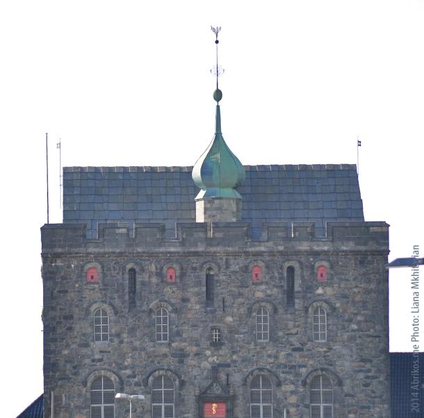 Башня Розенкранц (Rosenkrantztårnet)