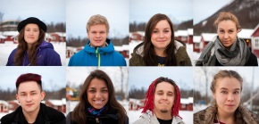 Молодые лица Баренца