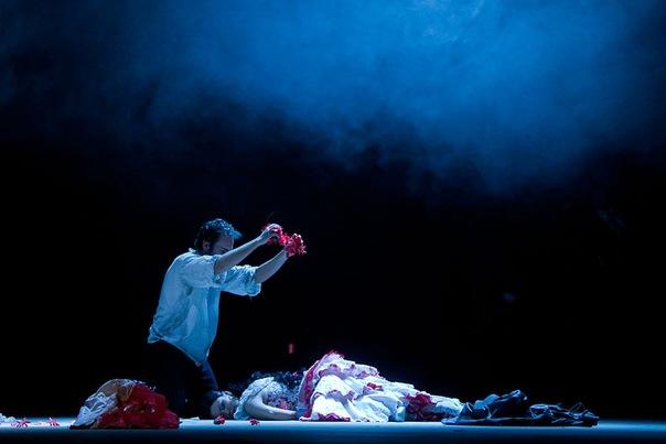 Финал оперы Кармен