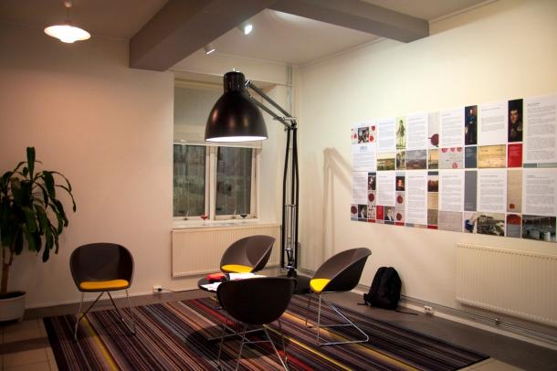 Генеральное консульство королевства Норвегия в Мурманске открылось после ремонта1