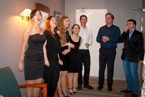 Генеральное консульство королевства Норвегия в Мурманске открылось после ремонта15