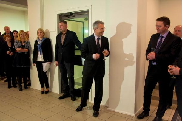 Генеральное консульство королевства Норвегия в Мурманске открылось после ремонта22