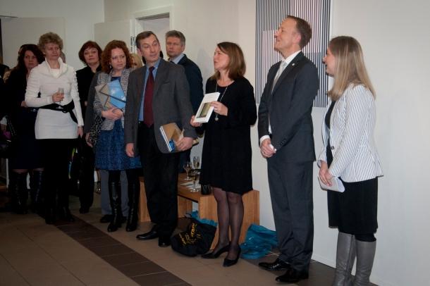 Генеральное консульство королевства Норвегия в Мурманске открылось после ремонта24