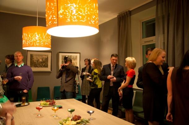 Генеральное консульство королевства Норвегия в Мурманске открылось после ремонта30