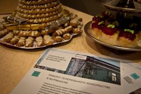 Норвежское гостеприимство и русскаяхлебосольность