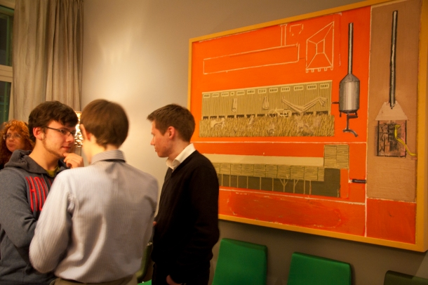 Генеральное консульство королевства Норвегия в Мурманске открылось после ремонта6