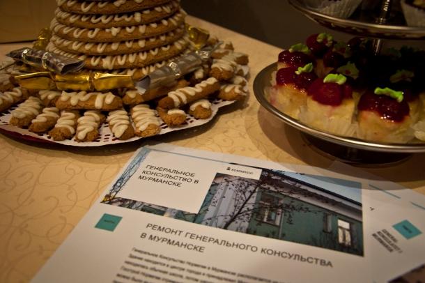 Генеральное консульство королевства Норвегия в Мурманске открылось после ремонта7