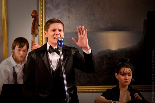Концерт по песням Александра Вертинского