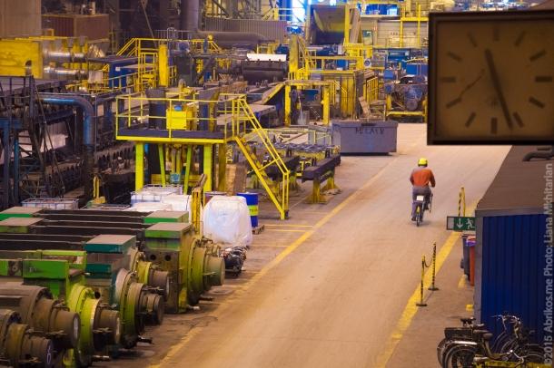 Сталелитейный завод «Раутаруукки», Оулу