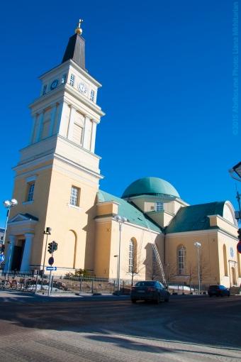 Кафедральный Собор, Оулу