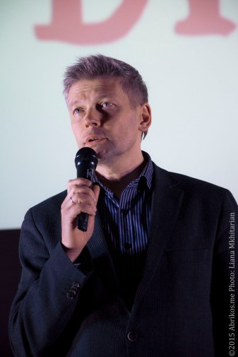 Сергей Ершов, председатель комитета по культуре и искусству Мурманской области