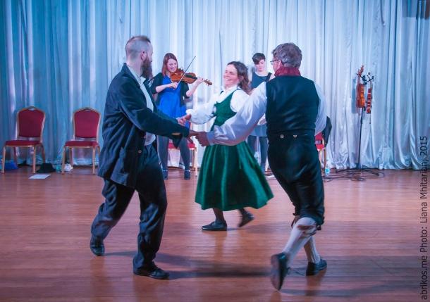 Концерт традиционной норвежской музыки и танца, фестиваль Птица Баренц, Мурманск - 2