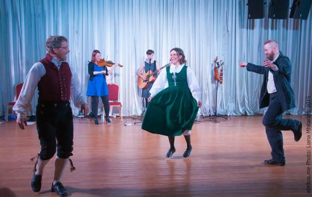 Концерт традиционной норвежской музыки и танца, фестиваль Птица Баренц, Мурманск - 3