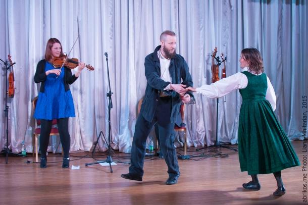 Концерт традиционной норвежской музыки и танца, фестиваль Птица Баренц, Мурманск - 5