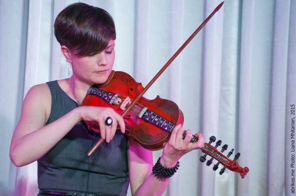 Концерт традиционной норвежской музыки и танца, фестиваль Птица Баренц, Мурманск