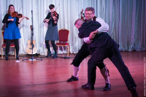 Концерт традиционной норвежской музыки и танца, Птица Баренц, Мурманск 2