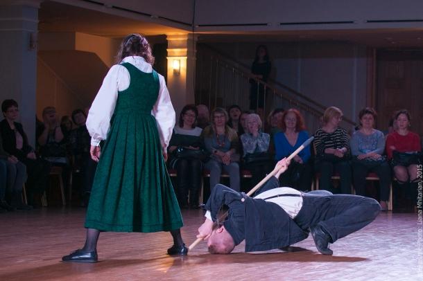 Концерт традиционной норвежской музыки и танца, Птица Баренц, Мурманск 3
