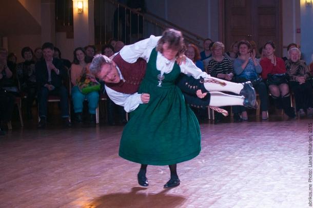 Концерт традиционной норвежской музыки и танца, Птица Баренц, Мурманск 4