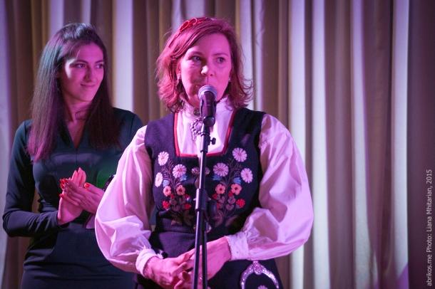 Концерт традиционной норвежской музыки и танца, Птица Баренц, Мурманск