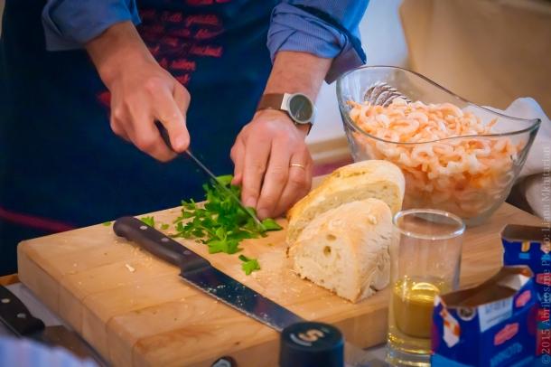 Мастер-класс по норвежской кухне 7