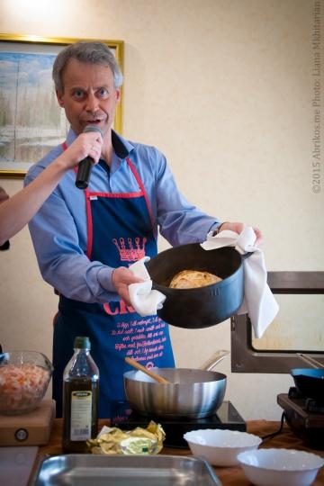 Мастер-класс по норвежской кухне 8