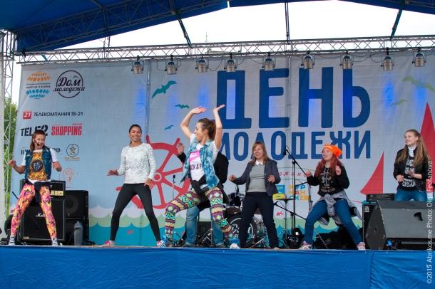 Танцевальная фитнес разминка от оздоровительного центра «Элит Фитнес»