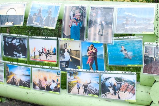 Уличная фотовыставка