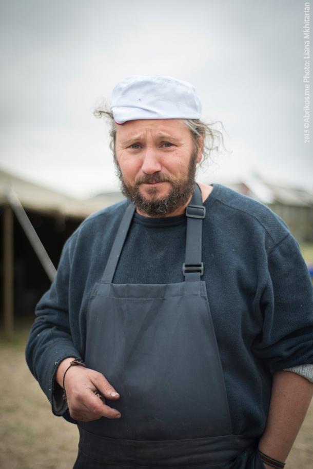 Максим Сырников, основатель фонда сохранения русской кухни