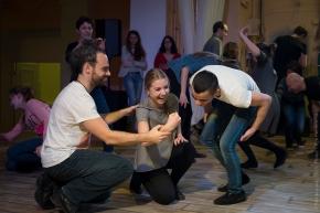 Пьеса о Мурманске в полярнуюночь