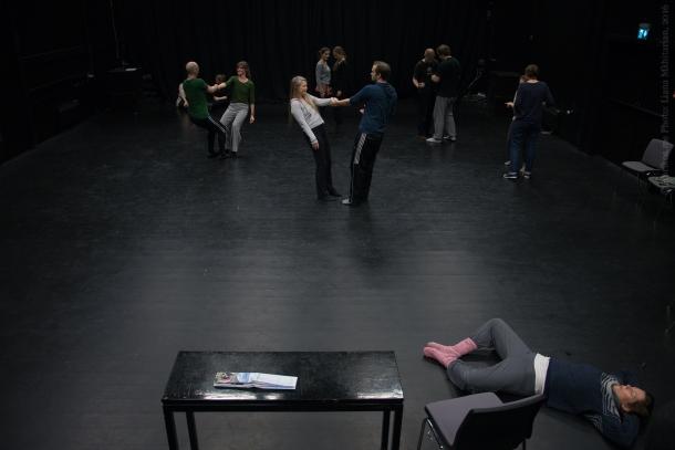 Арктический театр в Тромсе, проект Национальная идентичность (3)