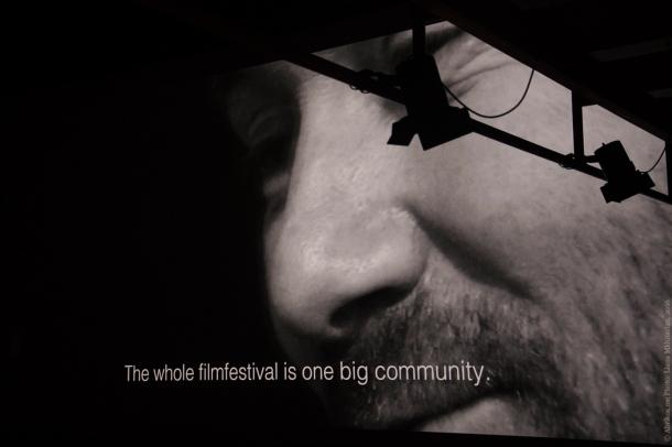 """""""Весь фестиваль - это одно большое сообщество"""""""