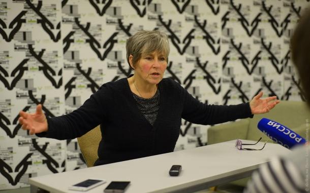 Марта Отте, директор фестиваля ТИФФ