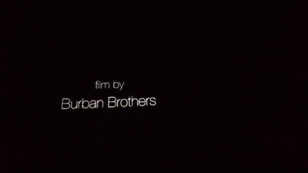 Титры фильма братьев Бурбан