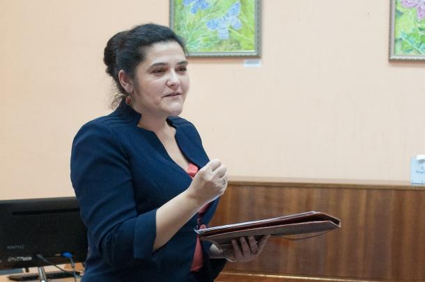 Ольга Владимировна Пожидаева